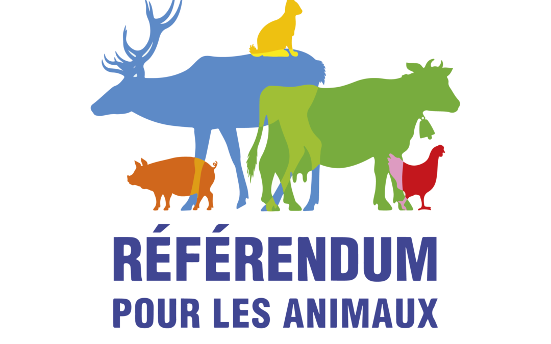 Le référendum pour les animaux