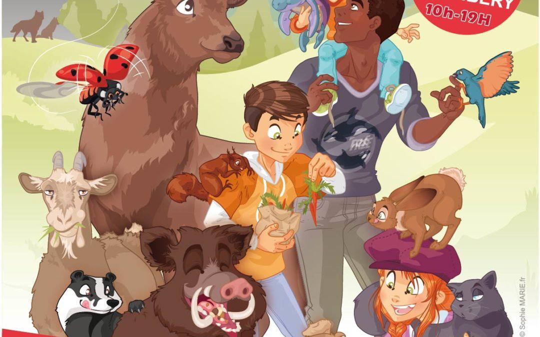 2ème édition de la Fête des animaux en Savoie, le 12 juin !